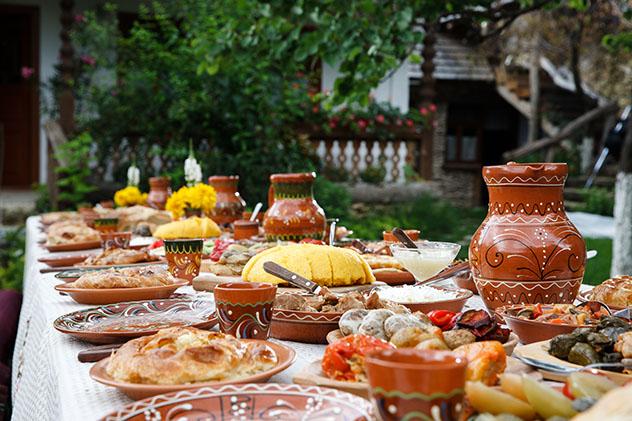 Gastronomía moldava, Moldavia © Chumash Maxim / Shutterstock
