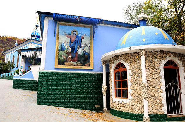 Monasterio ortodoxo de Saharna, Moldavia © Andrienko Anastasiya / Shutterstock