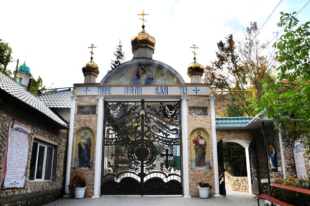 Monasterio de Saharna, Moldavia © Andrienko Anastasiya / Shutterstock
