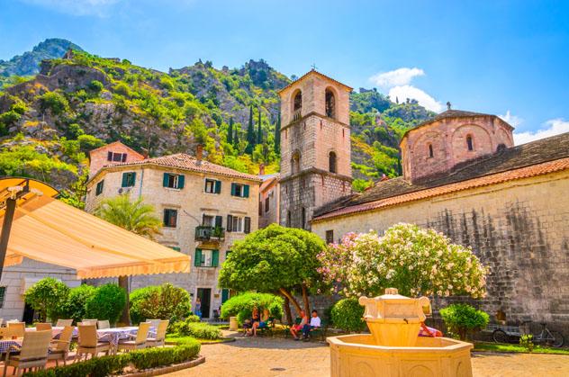 Casco antiguo de Kotor, Montenegro © Olena Z / Shutterstock