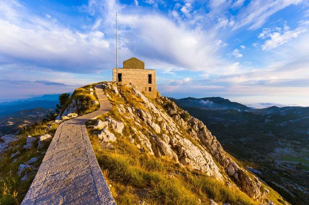 Monte Lovcén, Montenegro © Tatiana Popova / Shutterstock