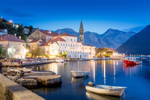 Perast, Montenegro © Julian Love / Lonely Planet