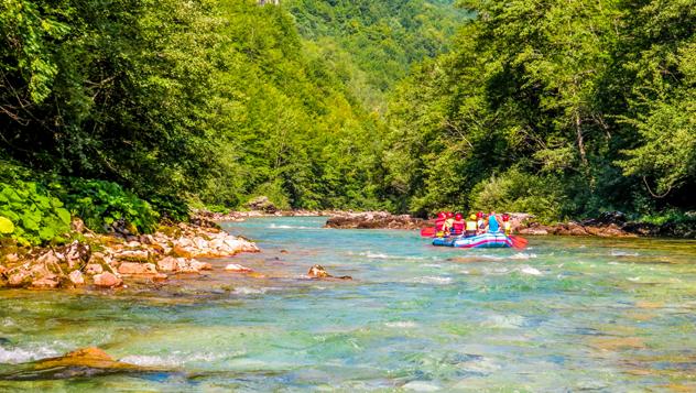 Río Tara, Montenegro © Diego Fiore_Shutterstock