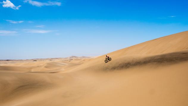 Desierto de Namibia © DanielOlyPro / Shutterstock