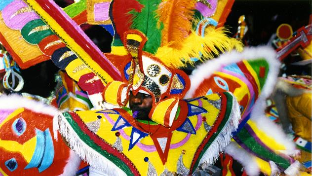 Celebración delJunkanoo,Nassau, Bahamas © Christina Spicuzza - www.flickr.com/photos/spicuzza/4840829497
