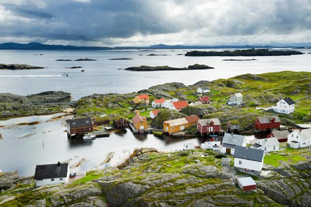 Sognefjorden, fiordo de Noruega © Justin Foulkes / Lonely Planet