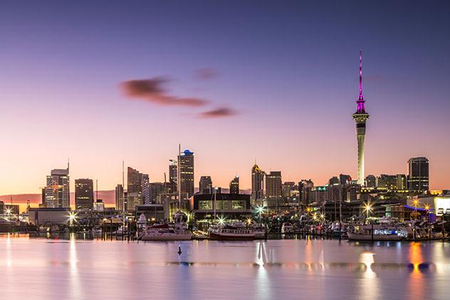 Auckland provoca un grado considerable de envidia sana, Nueva Zelanda © Matteo Colombo / Getty Images