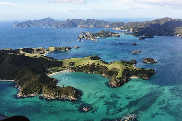 La Bahía de las Islas y Northland, en Nueva Zelanda, Top 03 de Best in Asia Pacific 2019, los 10 mejores destinos de Asia-Pacífico