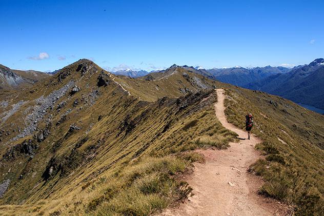 Kepler Track, Nueva Zelanda © Daniel Sockwell / Shutterstock