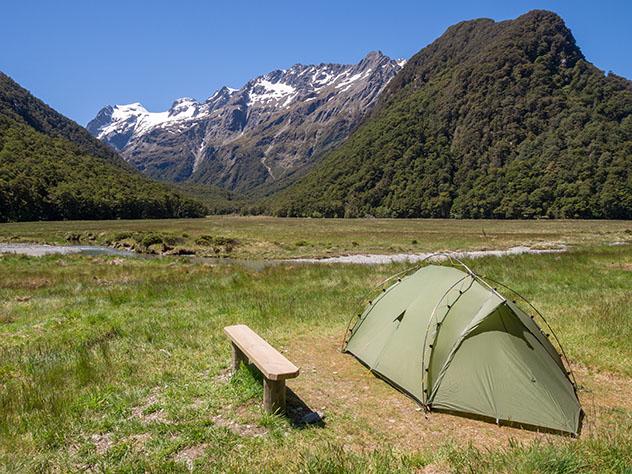 Routeburn Track, Nueva Zelanda © Gone For A Drive / Shutterstock