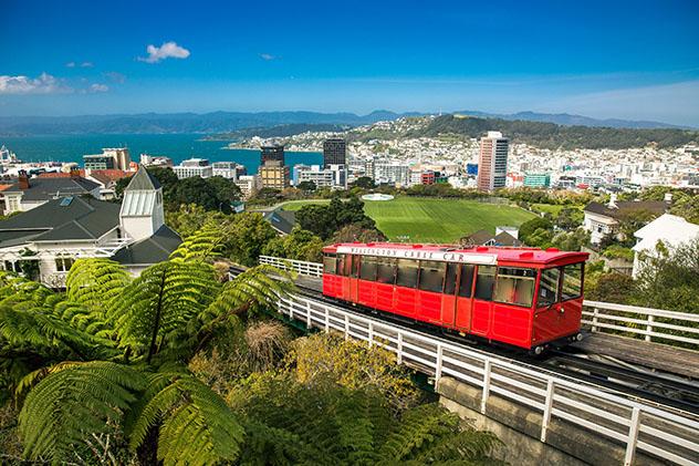 Wellington, Nueva Zelada © Victor Maschek / Shutterstock