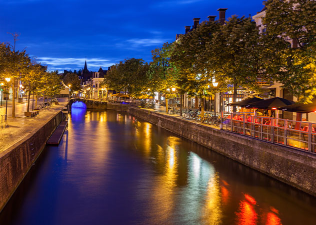 Frisia, Países Bajos © Shahid Khan / Shutterstock