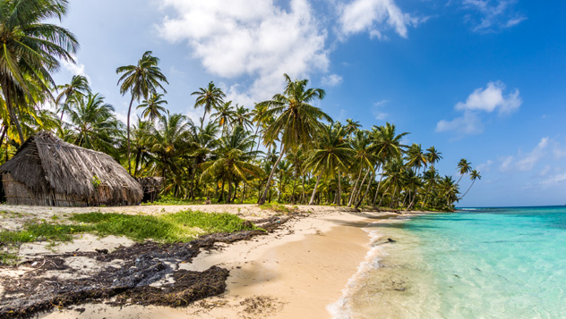 Panamá, playa Kuna Yala © Andy Troy / 500px
