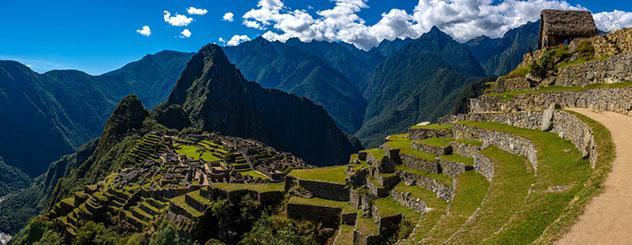 Machu Picchu, Perú: película Diarios de motocicleta