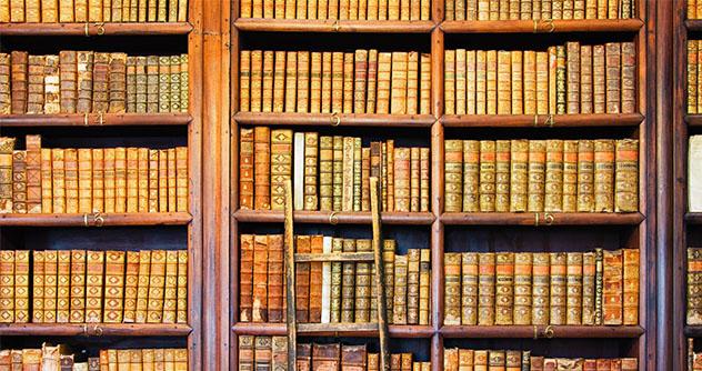 Biblioteca de la Universidad de Coímbra, Portugal © www.worldheritage.uc.pt