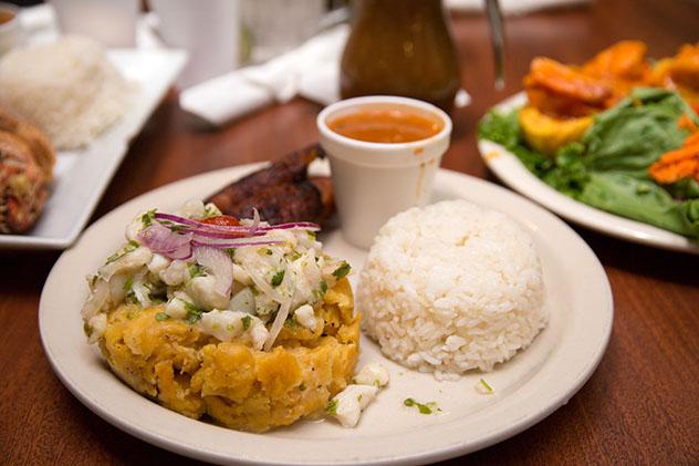 Un viaje gastronómico a Puerto Rico: mofongo