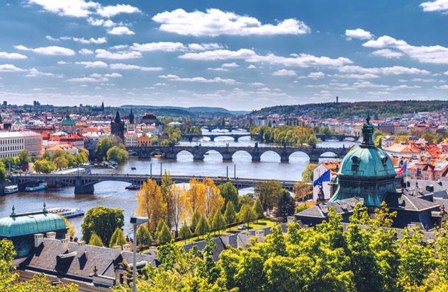 Praga, República Checa © DaLiu / Shutterstock