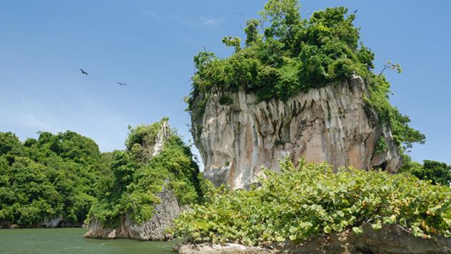 Los Haitises, un tesoro verde al norte de la República Dominicana, se convirtió en Parque Nacional en 1976 © Guenther Dr. Hollaender / Getty Images
