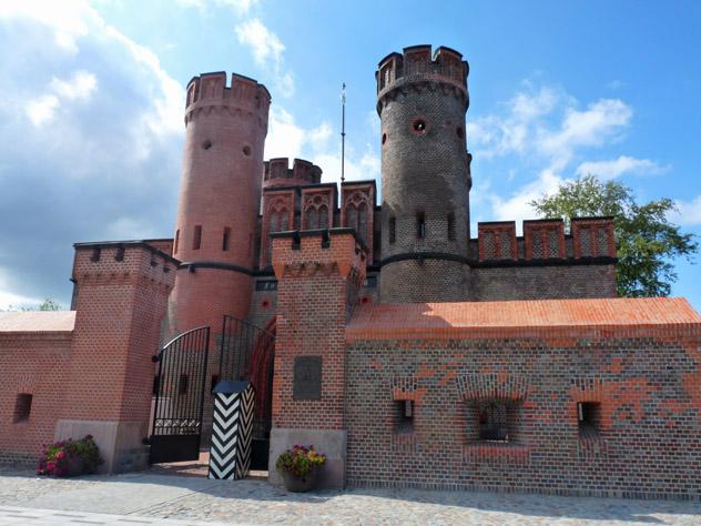 Una de las fortalezas de Kaliningrado, Rusia © svvlp / Shutterstock