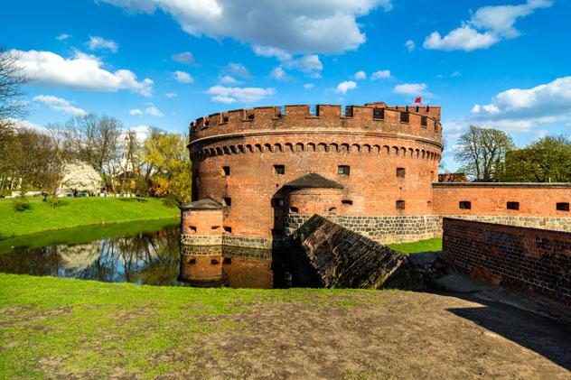 Museo del Ámbar, Kaliningrado, Rusia © S.O.E / Shutterstock