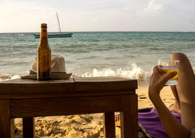 Playa Anse Lazio, isla Praslin, Seychelles © Riderfoot / Shutterstock
