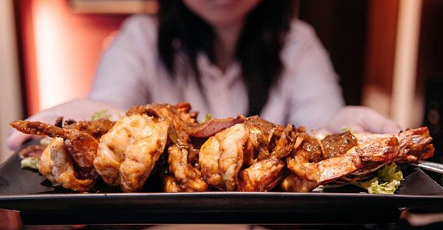 La auténtica gastronomía de Singapur, 'la ciudad del León', Top 04 de Best in Asia Pacific 2019, los 10 mejores destinos de Asia-Pacífico