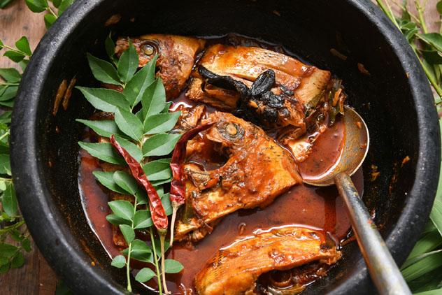 No hay que escatimar con las especias si se quiere comer como los lugareños, Sri Lanka © Santhosh Varghese / Shutterstock