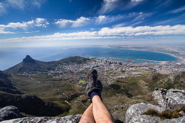Ciudad del Cabo desde la montaña de la Mesa, Sudáfrica © I.Noyan_Yilmaz / Shutterstock