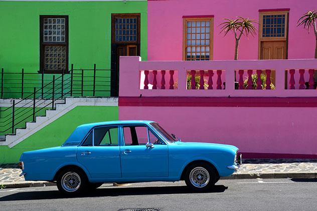 Ciudad del Cabo no es la capital de Sudáfrica, pero sin duda es la ciudad más colorida del país © ICHAUVEL / Getty Images