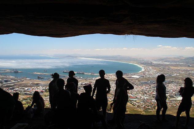 Fin de Año en Ciudad del Cabo, vistas desde la Montaña de la Mesa