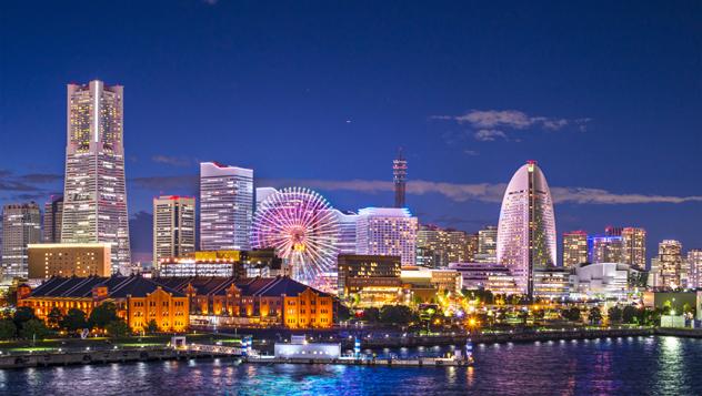 Yokohama, sur de Tokio, Japón © SeanPavonePhoto / Getty Images