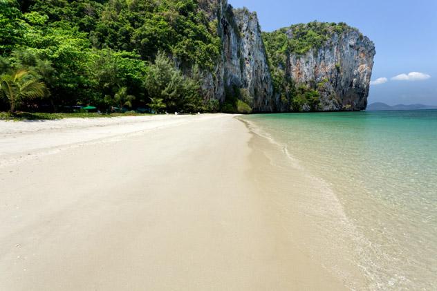 Ko Lao Liang, Islas Trang, Tailandia © Stephane Bidouze / Shutterstock