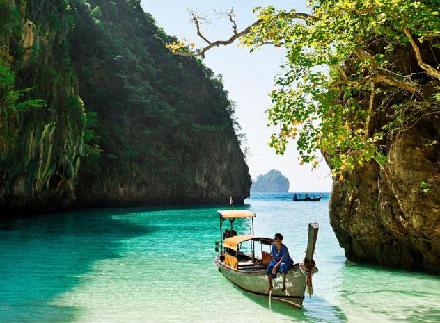 Ko Phi-Phi Leh, Tailandia © Catherine Sutherland / Lonely Planet