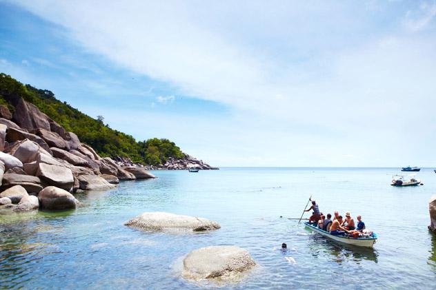 Ko Tao, Tailandia © Matt Munro / Lonely Planet