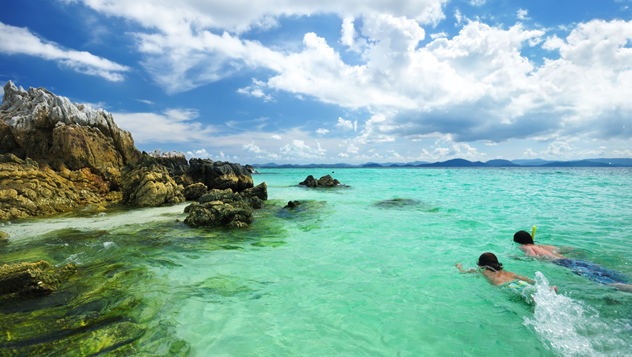 Koh Phi Phi, Tailandia © haveseen / Shutterstock