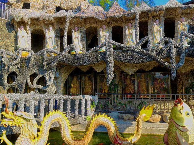 Tiánliáo Stone Temple: una versión del Parque Güell en Kaohsiung, Taiwán © Piera Chen / Lonely Planet