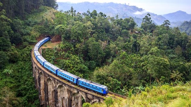 Tierras altas, Sri Lanka © alex_aladdin /Shutterstock