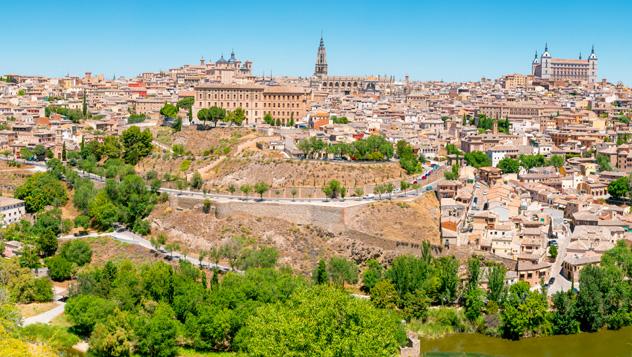 Toledo, ciudad española Patrimonio de la Humanidad