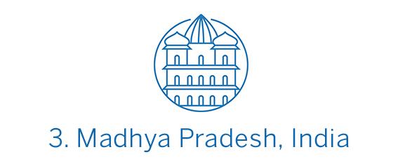 Madhya Pradesh, destino calidad-precio Top 3 Best in Travel 2020