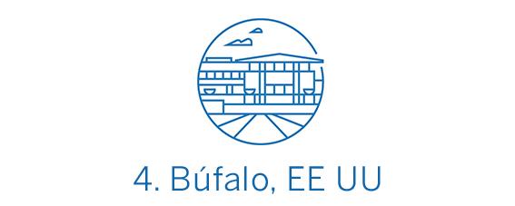 Búfalo, destino calidad-precio Top 4 Best in Travel 2020