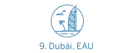 Dubái, ciudad Top 9 Best in Travel 2020