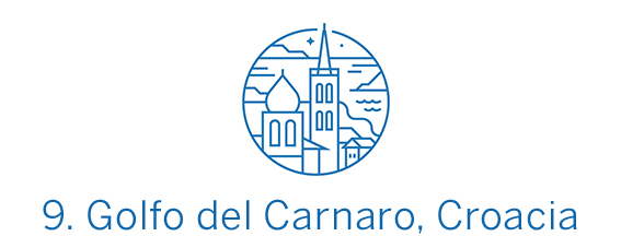 Golfo del Carnaro, región Top 9 Best in Travel 2020