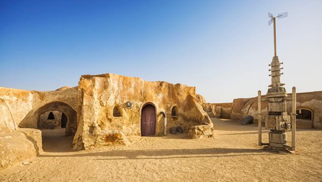 Tozeur, Túnez © Marques / Shutterstock