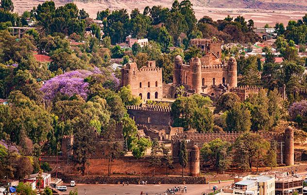 Turismo sostenible: comunidad. Rutas senderistas comunitarias Tesfa Tours