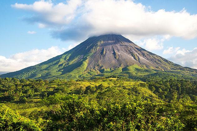 Turismo sostenible: diversidad. Costa Rica, destino accesible