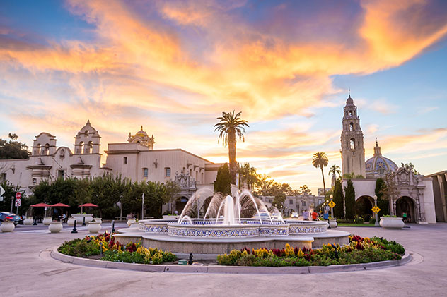 Turismo sostenible: diversidad. Diversidad cultural de San Diego