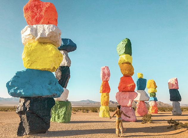 Turismo sostenible: diversidad. Gabby Beckford, generación Z