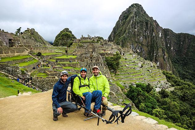 Turismo sostenible: diversidad. Rutas inclusivas de Wheel the World