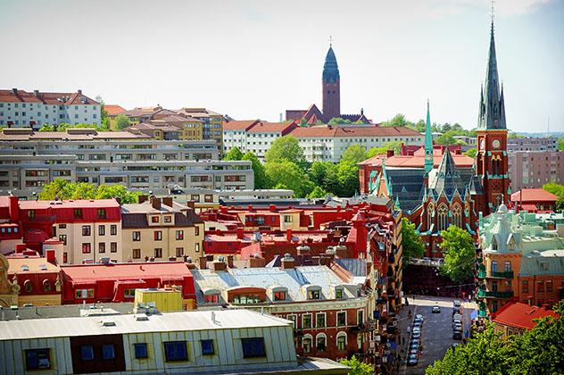 Turismo sostenible: sostenibilidad. Destino urbano en Gotemburgo, Suecia