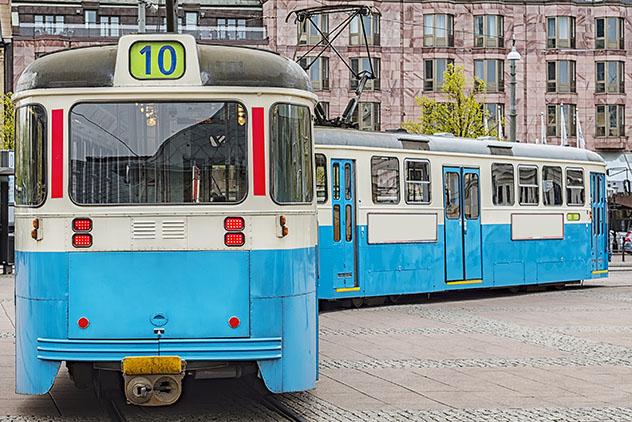 Turismo sostenible: sostenibilidad. Gotemburgo, Suecia